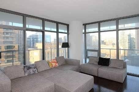 Apartment for rent at 33 Charles St Unit 1211 Toronto Ontario - MLS: C4524796
