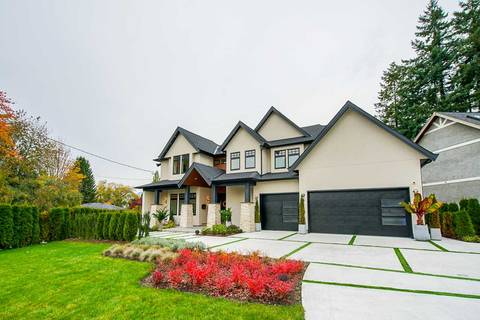 House for sale at 1211 Crest Ct Coquitlam British Columbia - MLS: R2414928