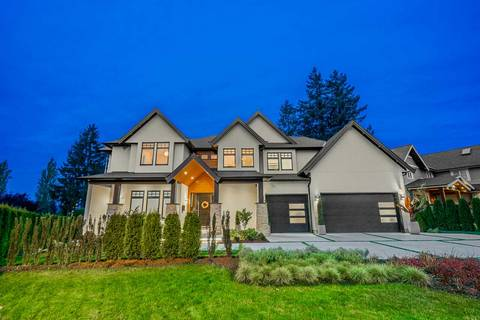 House for sale at 1211 Crest Ct Coquitlam British Columbia - MLS: R2448485