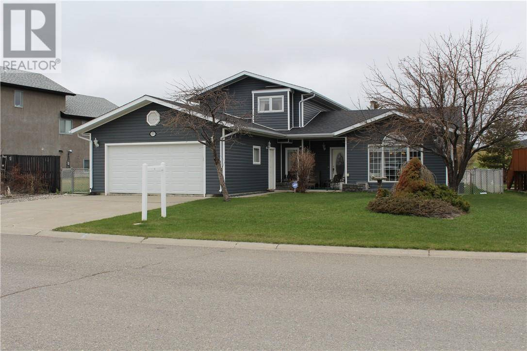 House for sale at 1211 Crocus St Pincher Creek Alberta - MLS: ld0184652