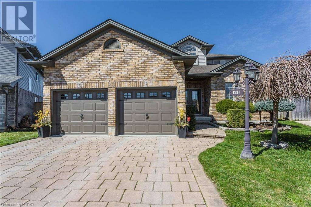 House for sale at 1211 Smithson Ct London Ontario - MLS: 253447