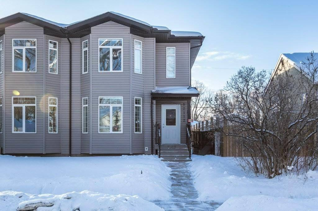 Townhouse for sale at 12112 63 St Nw Edmonton Alberta - MLS: E4187743