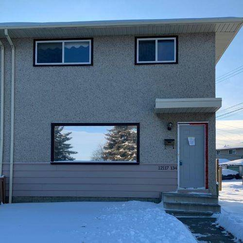 Townhouse for sale at 12117 134b Ave Nw Edmonton Alberta - MLS: E4185907