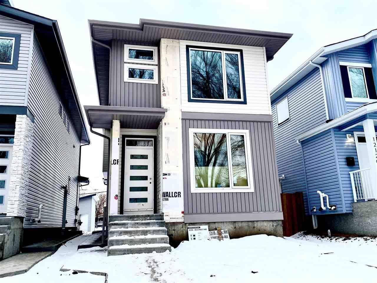 House for sale at 12118 80 St Nw Edmonton Alberta - MLS: E4166239