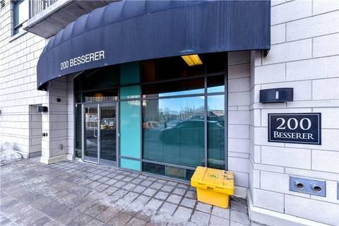 Condo for sale at 200 Besserer St Unit 1212 Ottawa Ontario - MLS: 1143549