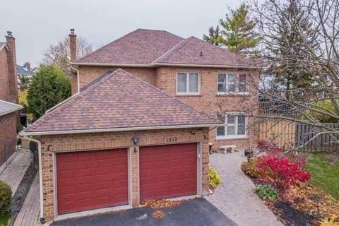 House for sale at 1212 Barnwood Sq Pickering Ontario - MLS: E4629356