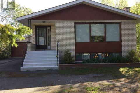 House for sale at 1212 Belmont Dr Sudbury Ontario - MLS: 2067488