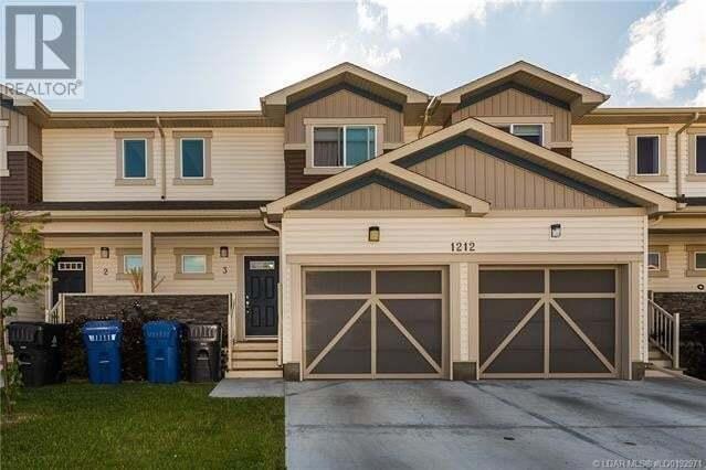 Townhouse for sale at 1212 Keystone Rte West Lethbridge Alberta - MLS: LD0192971