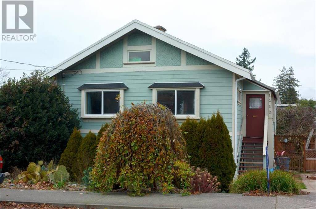 House for sale at 1212 Queens Ave Victoria British Columbia - MLS: 419269