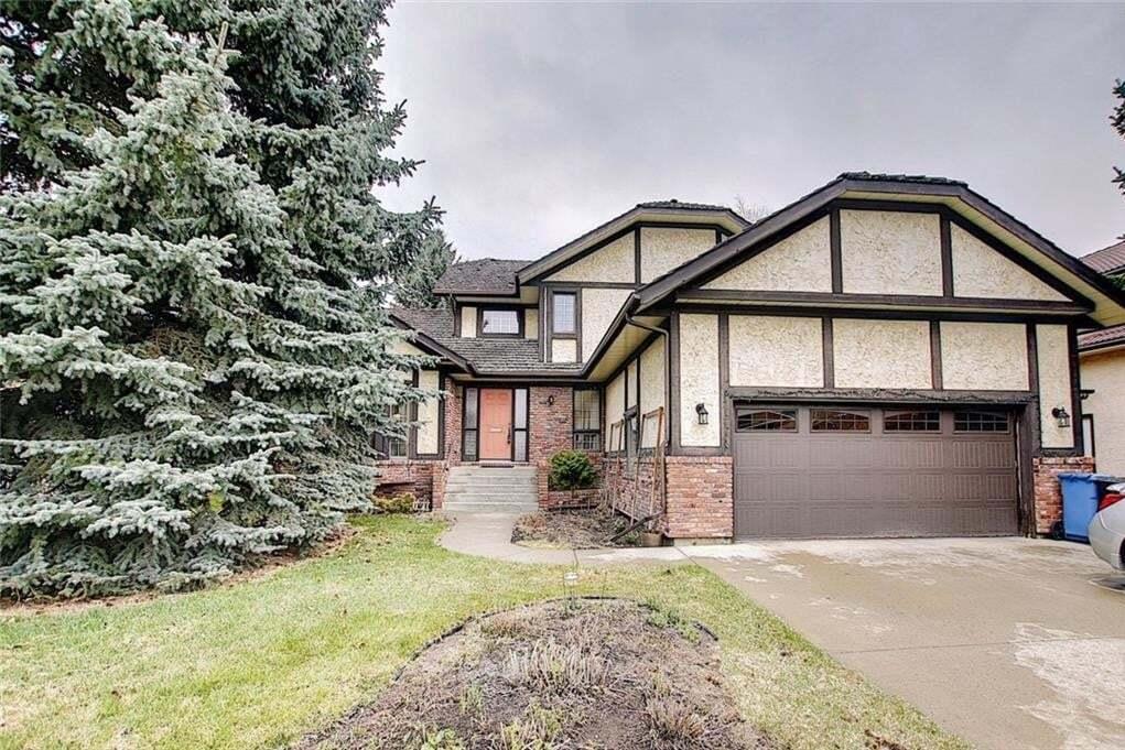House for sale at 1212 Varsity Estates Dr NW Varsity, Calgary Alberta - MLS: C4295722