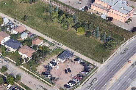 Residential property for sale at 12120 118 Av NW Edmonton Alberta - MLS: E4196846