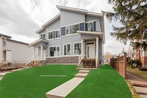 Townhouse for sale at 12122 80 St Nw Edmonton Alberta - MLS: E4154263