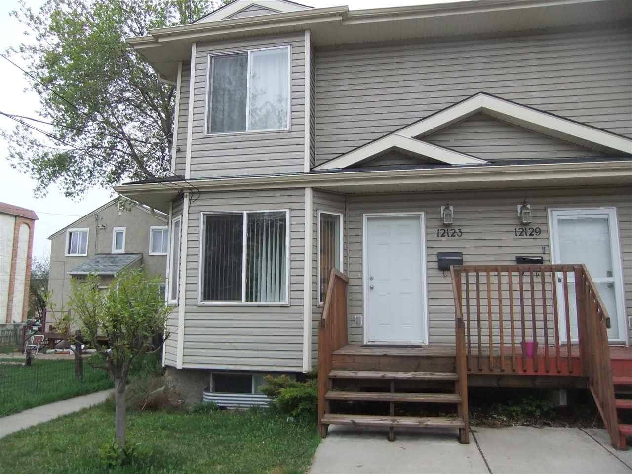 Townhouse for sale at 12123 82 St Nw Edmonton Alberta - MLS: E4158376
