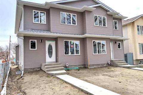 Townhouse for sale at 12125 80 St Nw Edmonton Alberta - MLS: E4153302