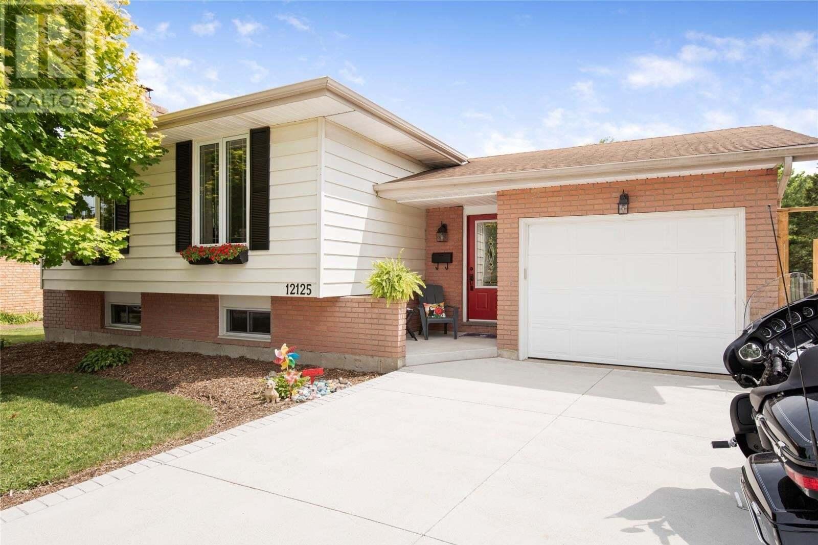 House for sale at 12125 Valente Ct Tecumseh Ontario - MLS: 20009481