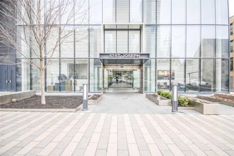 Condo for sale at 57 St Joseph St Unit 1213 Toronto Ontario - MLS: C4726297
