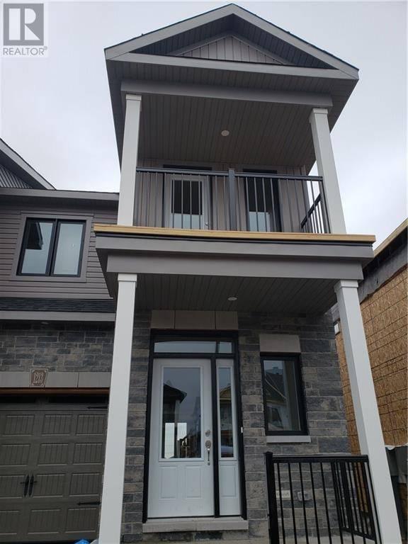 Townhouse for rent at 1213 Cavallo St Ottawa Ontario - MLS: 1187279