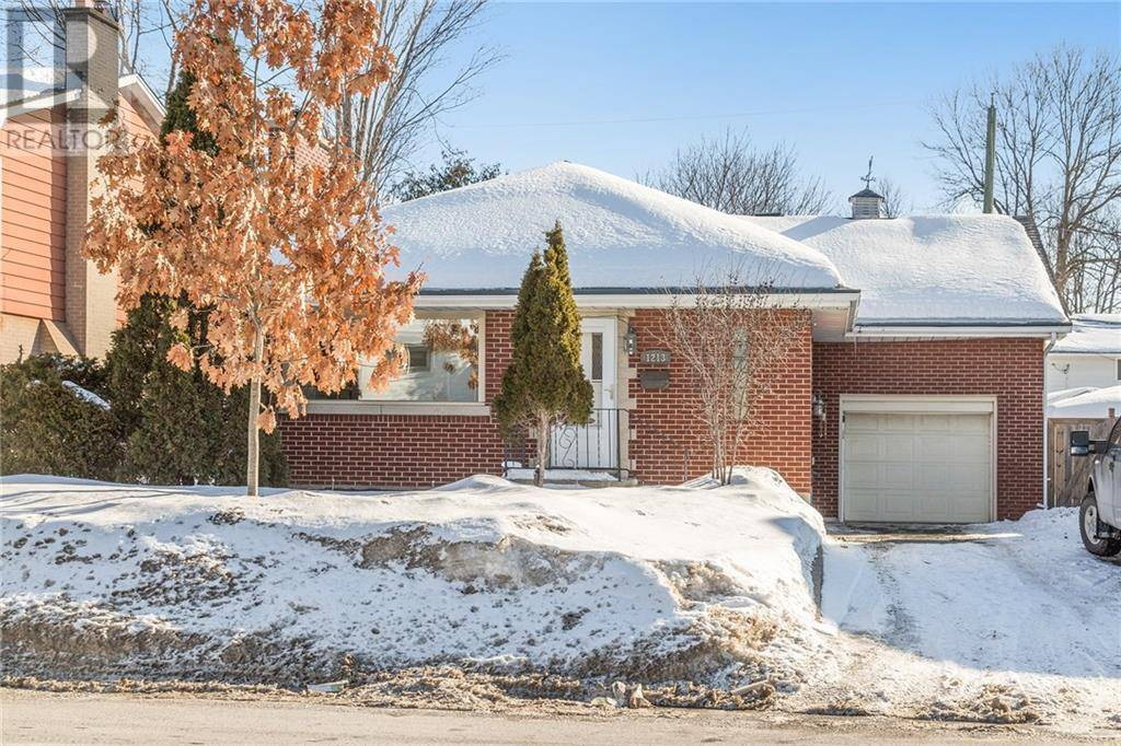 House for sale at 1213 Erindale Dr Ottawa Ontario - MLS: 1183806