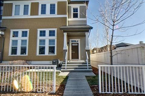 Townhouse for sale at 1213 Evanston Sq Northwest Calgary Alberta - MLS: C4214780