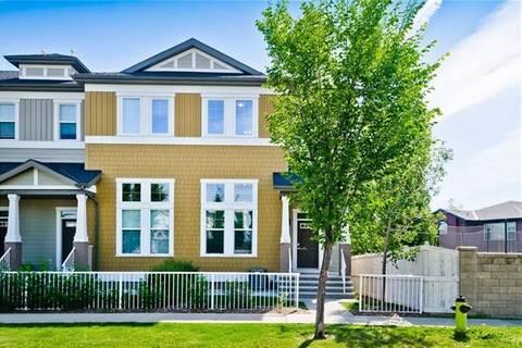 Townhouse for sale at 1213 Evanston Sq Northwest Calgary Alberta - MLS: C4282851