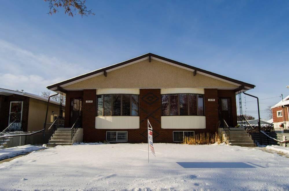 Townhouse for sale at 12134 105 St Nw Unit 12132 Edmonton Alberta - MLS: E4176694