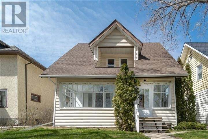 House for sale at 1214 1st Ave NW Moose Jaw Saskatchewan - MLS: SK810550