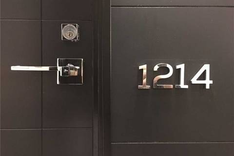 Apartment for rent at 98 Lillian St Unit 1214 Toronto Ontario - MLS: C4729876
