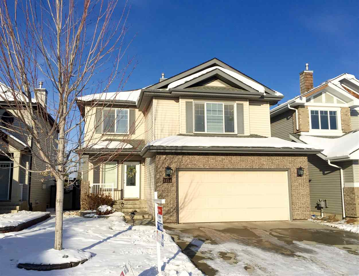 For Sale: 1214 Mckinney Court, Edmonton, AB | 4 Bed, 4 Bath House for $549,800. See 29 photos!