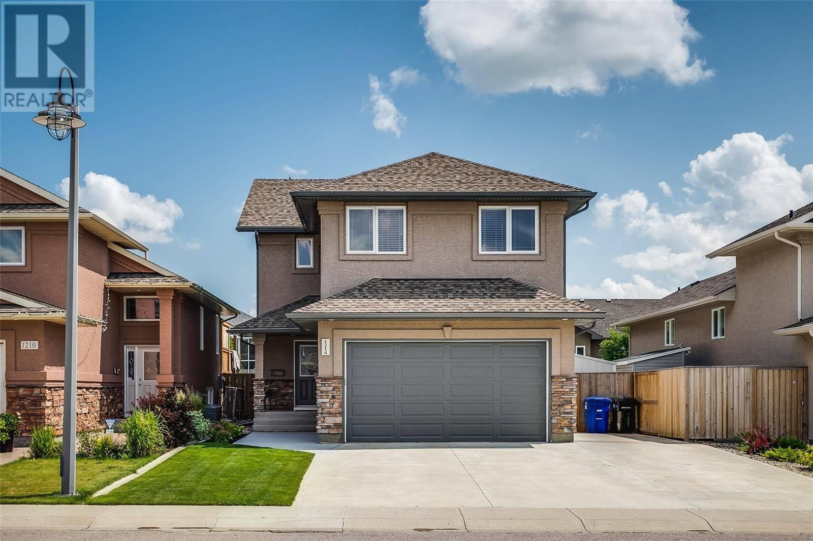 House for sale at 1214 Rempel Cres Saskatoon Saskatchewan - MLS: SK781218