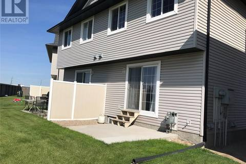 Townhouse for sale at 1214 Wessex Pl Regina Saskatchewan - MLS: SK755585