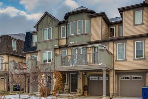 Townhouse for sale at 1214 Windstone Rd Southwest Airdrie Alberta - MLS: C4223660