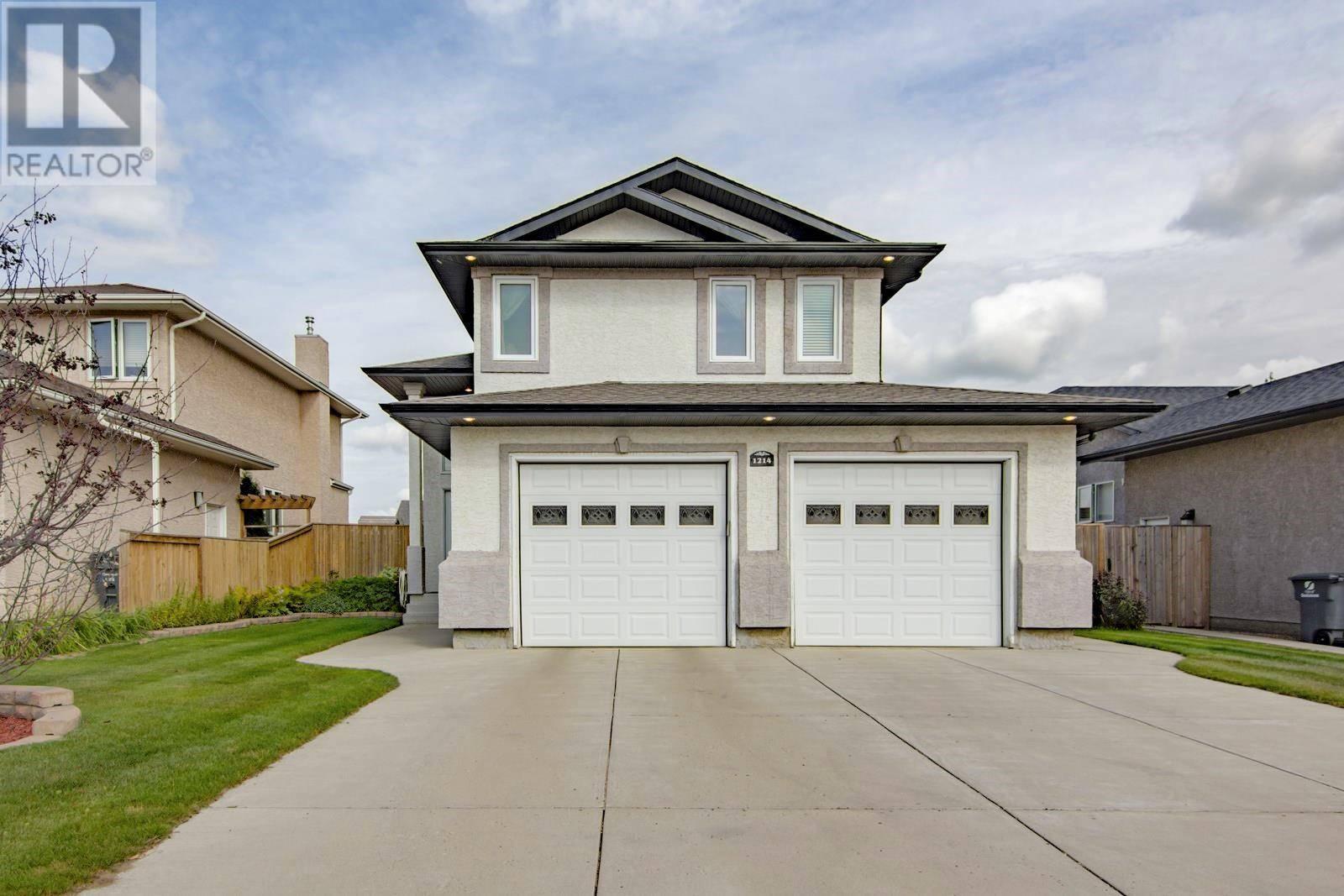 House for sale at 1214 Wright Cres Saskatoon Saskatchewan - MLS: SK783517