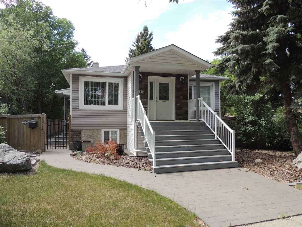 Buliding: 123 St Nw, Edmonton, AB