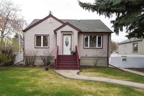 House for sale at 12143 80 St Nw Edmonton Alberta - MLS: E4155816