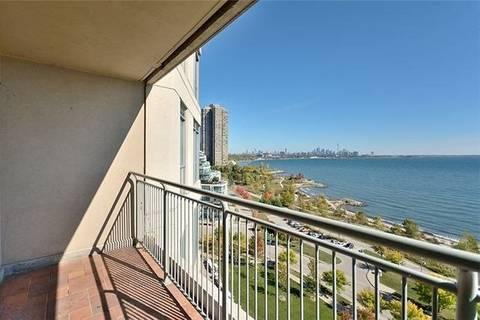 Apartment for rent at 2111 Lake Shore Blvd Unit 1215 Toronto Ontario - MLS: W4676560