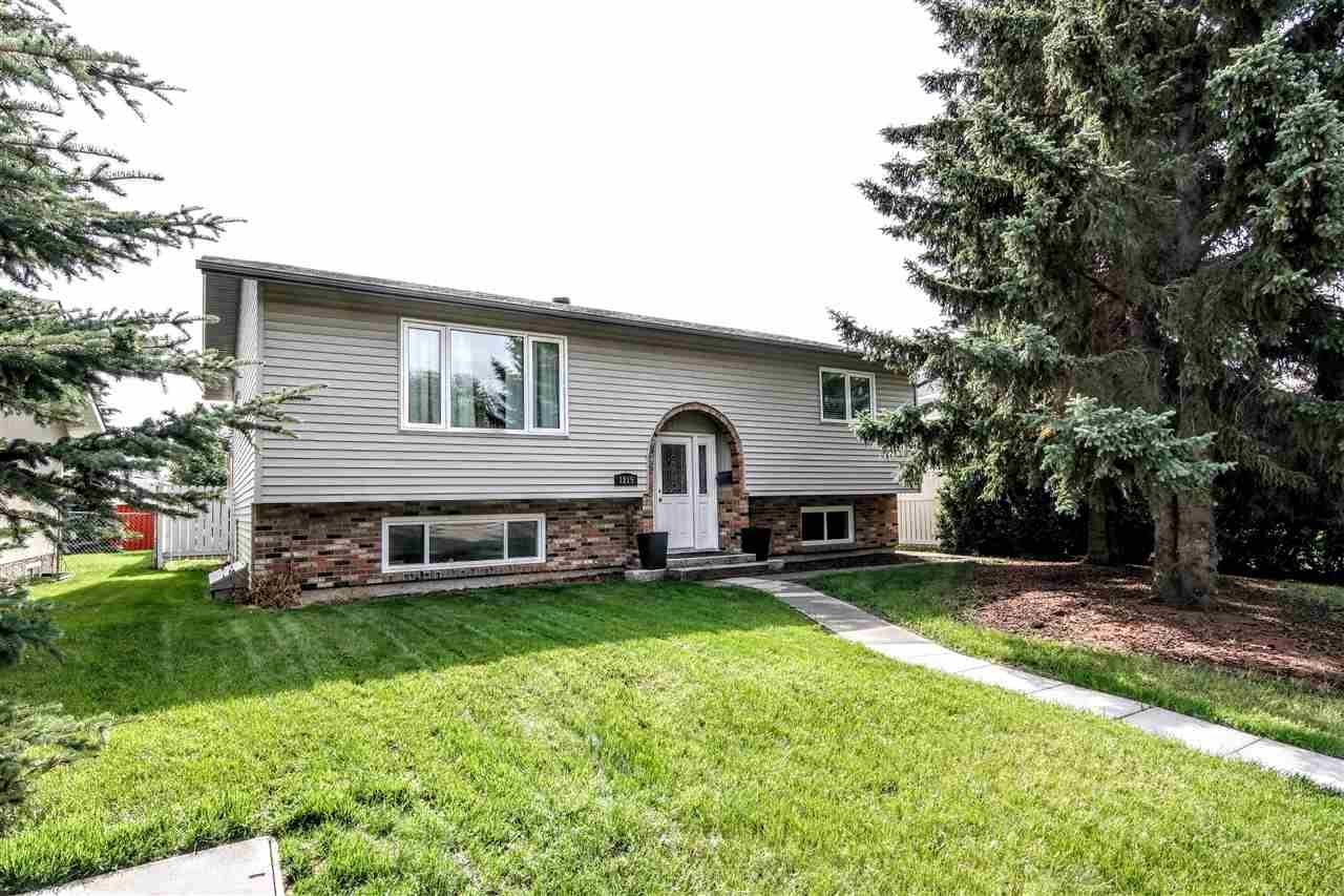 House for sale at 1215 80 St Nw Edmonton Alberta - MLS: E4169866
