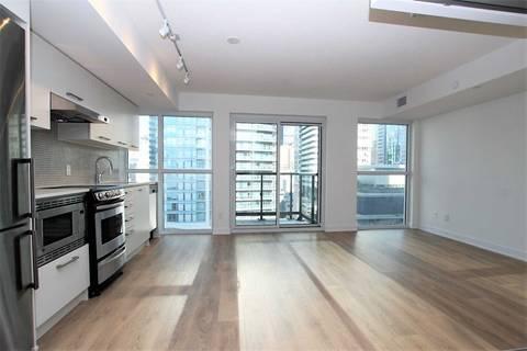 Apartment for rent at 87 Peter St Unit 1215 Toronto Ontario - MLS: C4549104