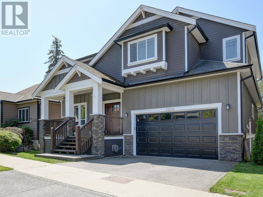 House for sale at 1215 Clearwater Pl Victoria British Columbia - MLS: 413860