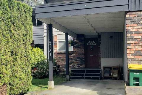 Townhouse for sale at 12151 Faber Cres Maple Ridge British Columbia - MLS: R2452734