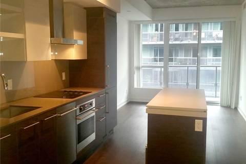Apartment for rent at 1030 King St Unit 1216 Toronto Ontario - MLS: C4693861