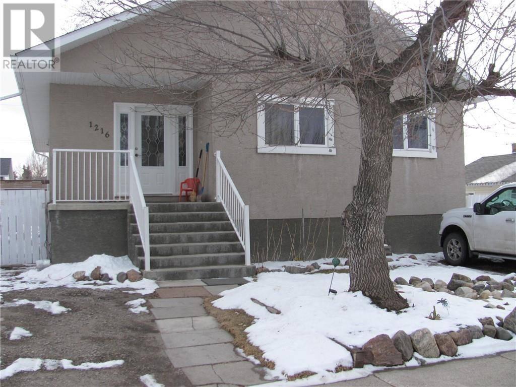 House for sale at 1216 42 Ave N Lethbridge Alberta - MLS: ld0189325