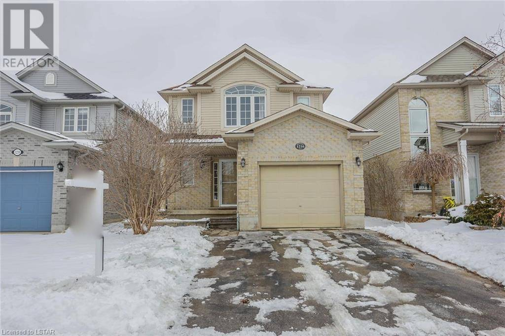 House for sale at 1216 Blackmaple Dr London Ontario - MLS: 241269