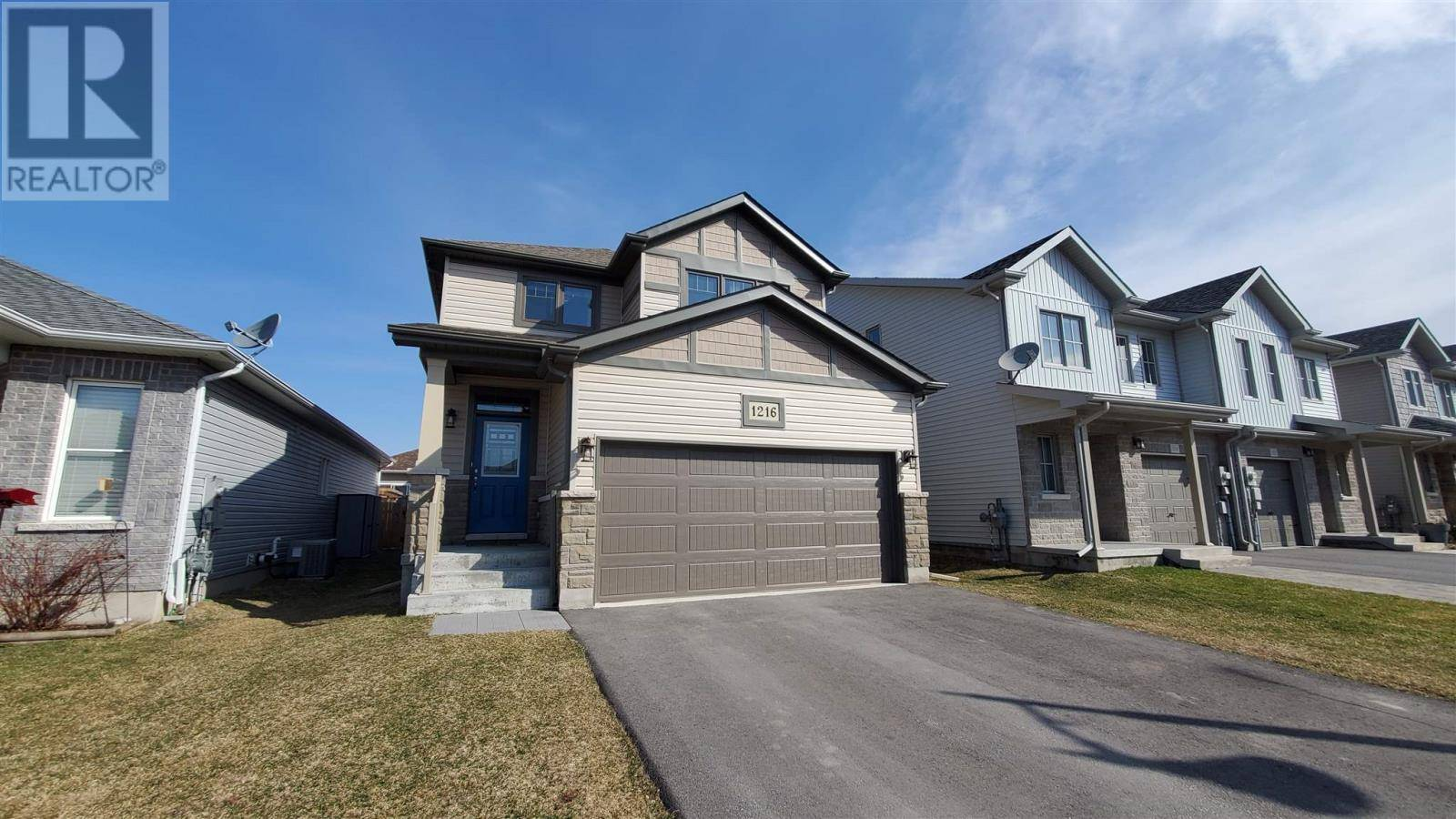 House for sale at 1216 Carfa Cres Kingston Ontario - MLS: K20001685