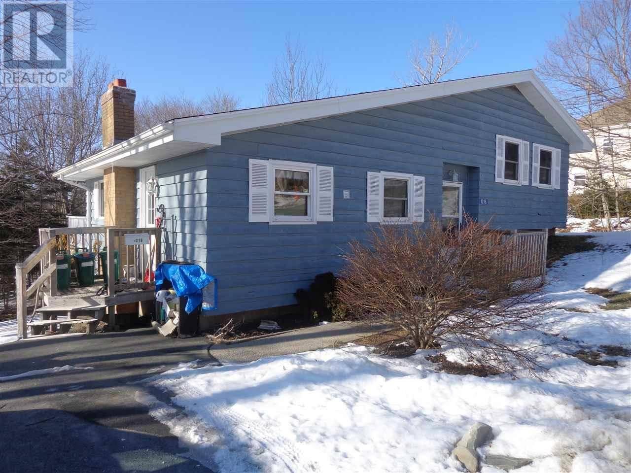 House for sale at 1216 Riverside Dr Lower Sackville Nova Scotia - MLS: 202003088