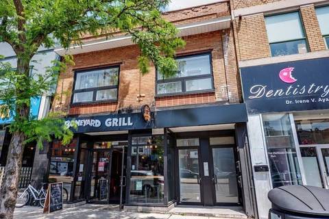 Commercial property for lease at 1216 St. Clair Ave Toronto Ontario - MLS: W4664099