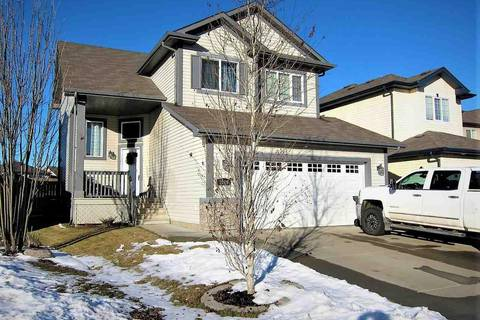 House for sale at 1216 Westerra Cres Stony Plain Alberta - MLS: E4137059