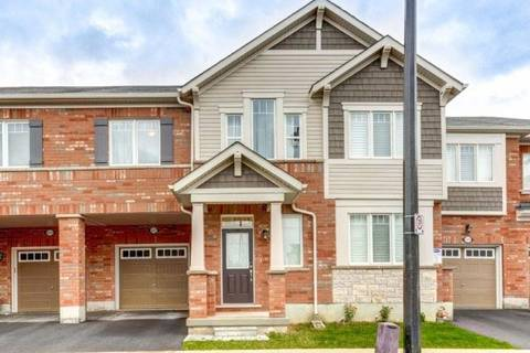 Townhouse for sale at 1217 Mulroney Hts Milton Ontario - MLS: W4611188