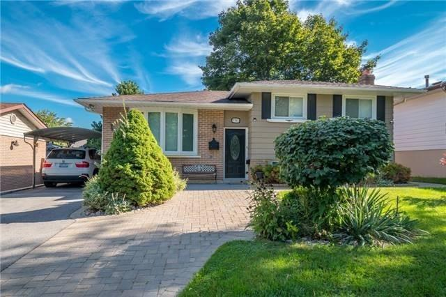 House for sale at 1217 Oxford Avenue Oakville Ontario - MLS: W4308509