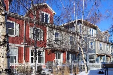 Townhouse for sale at 10 Auburn Bay Ave Southeast Unit 1218 Calgary Alberta - MLS: C4287952