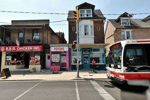 Commercial property for sale at 1218 Dufferin St Toronto Ontario - MLS: W4460004